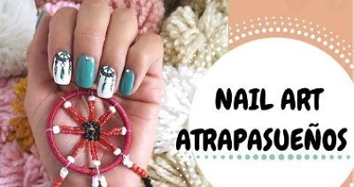 nail art atrapasueños